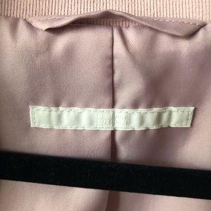 Uniqlo Jackets & Coats - Light Pink Uniqlo Bomber
